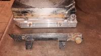 Замена пластикового бачка радиатора на алюминиевый