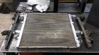 Замена пластиковых бачков радиатора на алюминиевые